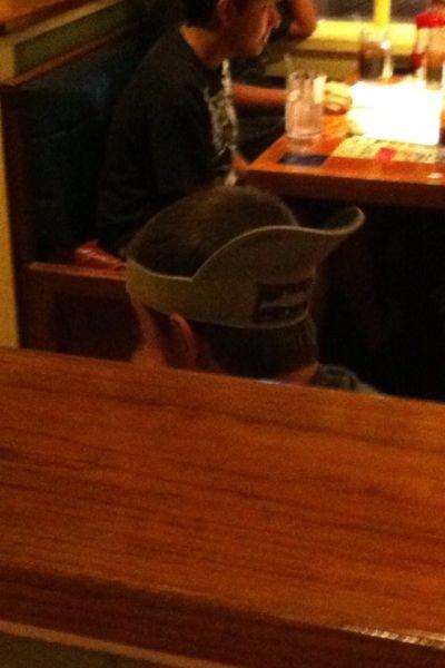 Ultra douche. .. Flip the wrapper to your straw into his now perfect bowl hat. asdasdasdasdas