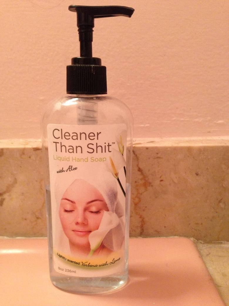 Underachieving Soap. .