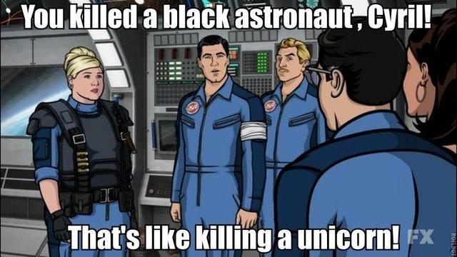 Unitard. Source: The Archers. You ' a mail: ? Fibril! I Iii' That' s like a unicorn! ,