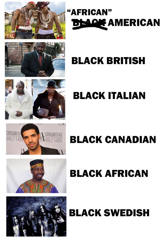 "(untitled). . illgal ""E R. h. (Ili; idiott ""AFRICAN"" metaol m ill I as ifly. t PM .h. i. ' TE BLACK CANADIAN Eila BLACK AFRICAN. how i see it"
