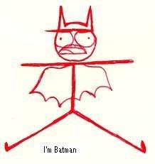 (untitled). . I' m Batman
