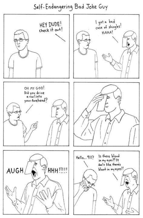 (untitled). . SM. Btu] Joke Guy