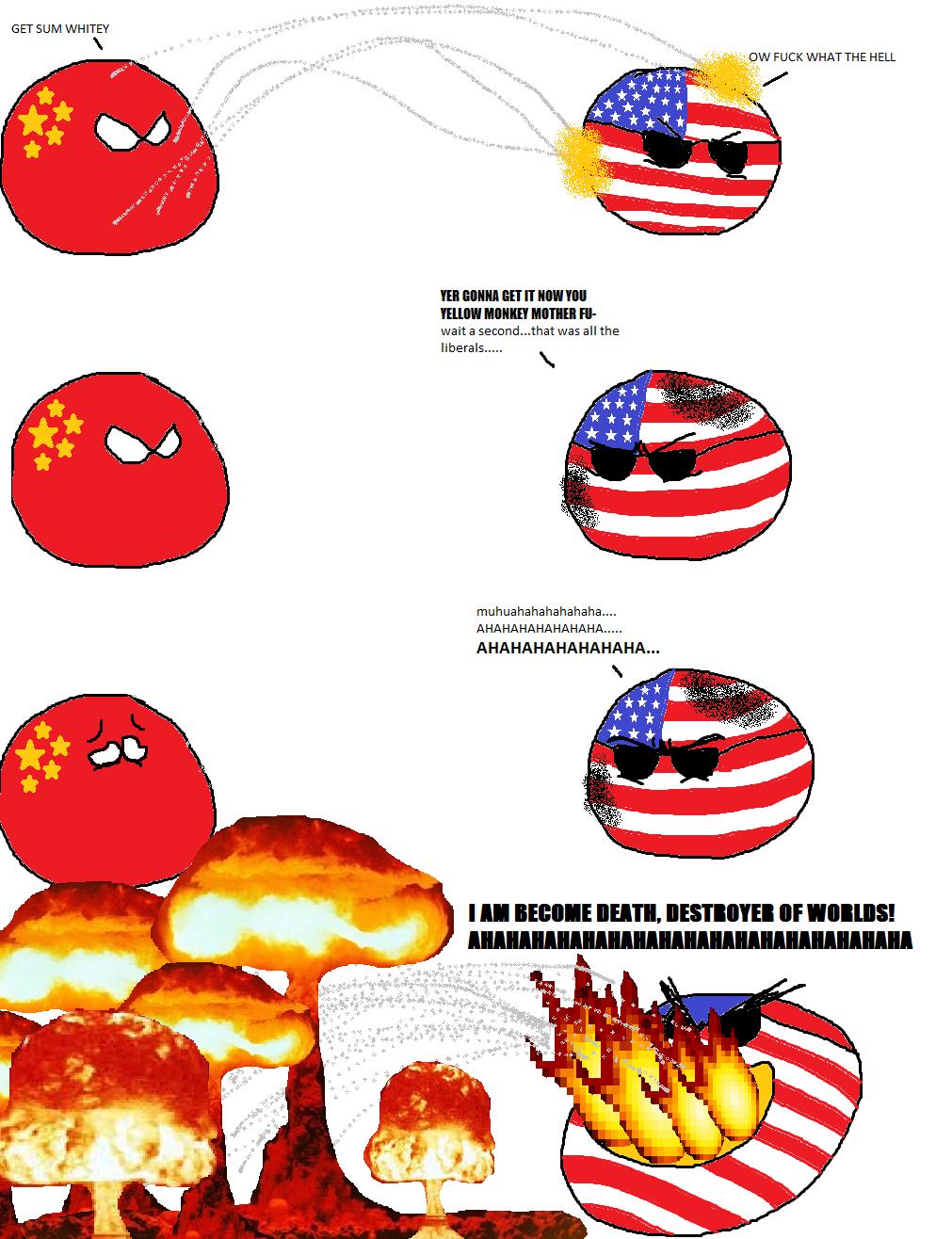 Us Verses China