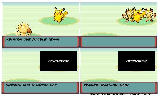 Use Double Team!. Oh no. Mfs. I love Rule 34