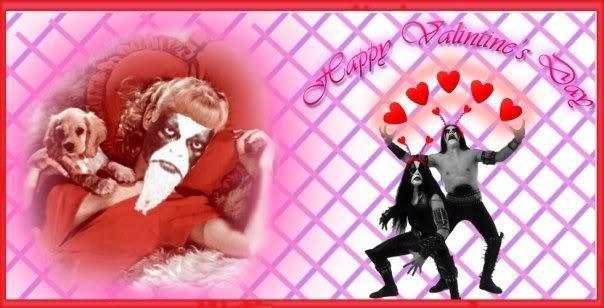 valentine ist krieg. description ist krieg.. grimm!