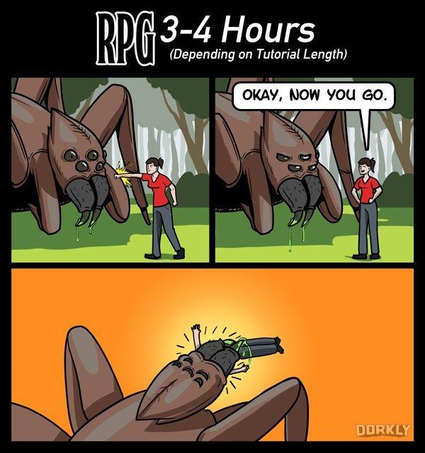 "Video Games IRL. . 30 seconds. Dark Souls: OH GOD WHAT THE inb4 ""hurr durr, derk serls is herd"""