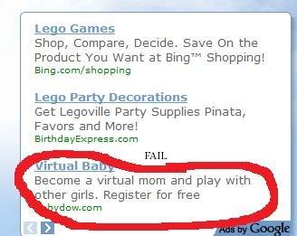 VIRTUAL MOM. WTF.