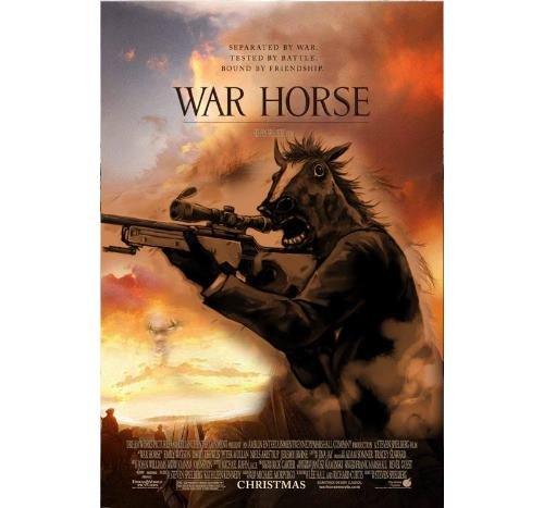 WAR HORSE. .