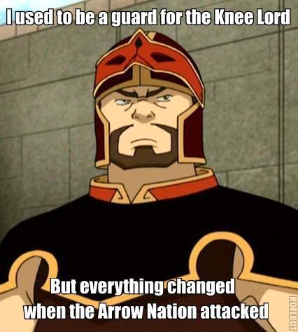 WHAT A TWIST. First content OC all that good stuff. l, ll,! lillol. ' guard tor the Knee turn lili! lla