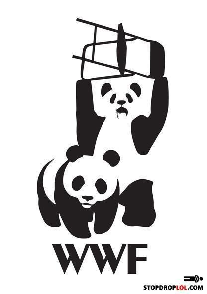 WWF. world wildlife fund.