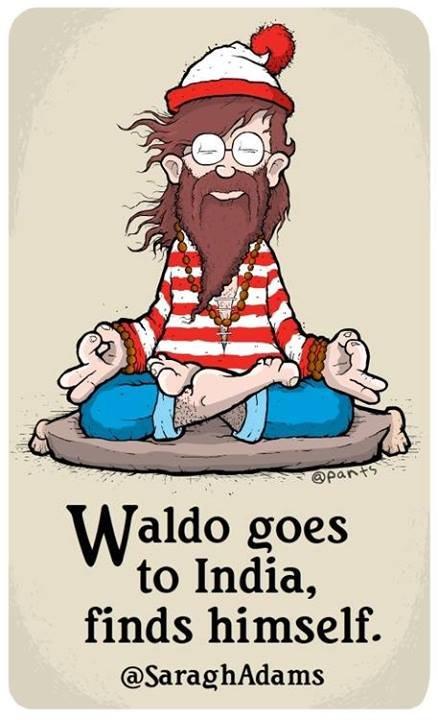 Waldo. Not oc. finds himself.. Fixed