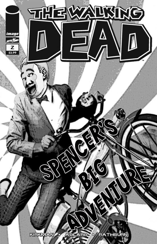 Walking Dead Special. .