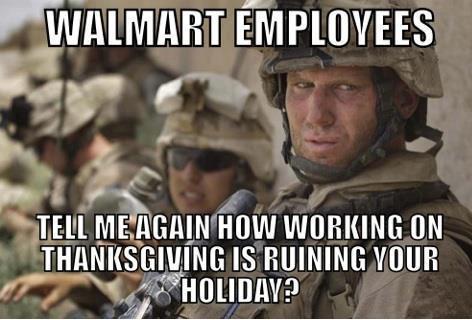 Walmart. Had to be shared. Not mine Stolen from here: www.facebook.com/photo.php?fbid=464374096962001&set=a.268489309883815.67691.268330443233035&type=1&relevan Walmart strike