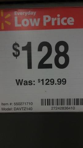 Walmart logic. 100% OC. 71710