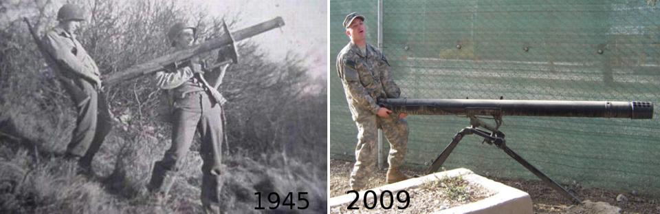 War Never Changes.. .