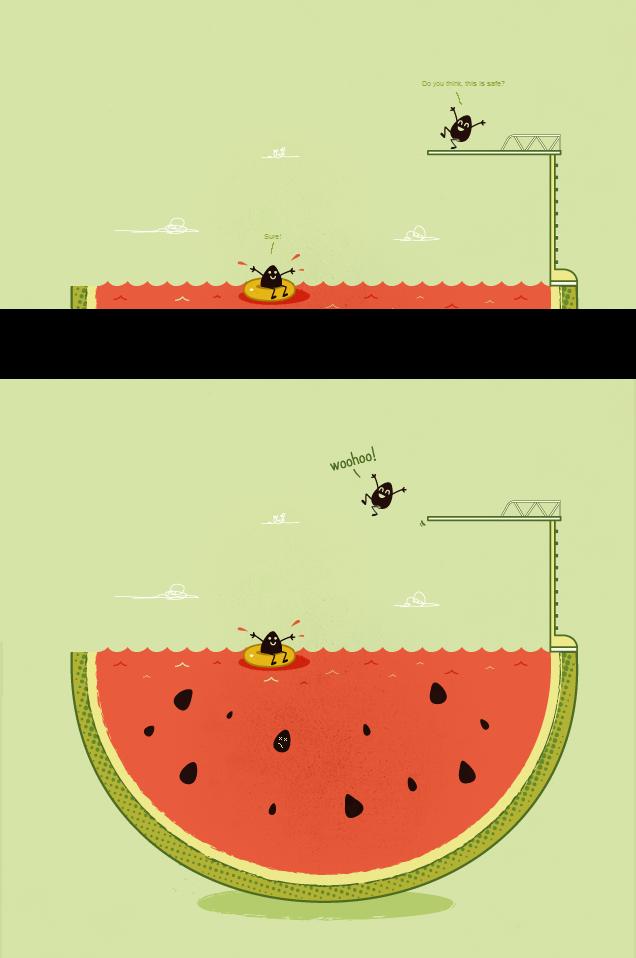 Watermelon. .
