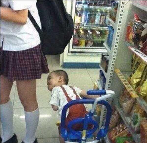 Way To Go Kid. .