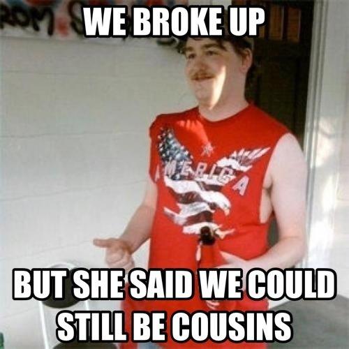 we can still be cousins. . min as cousins