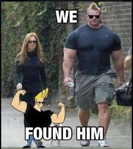 We found him. found on fb.. wat