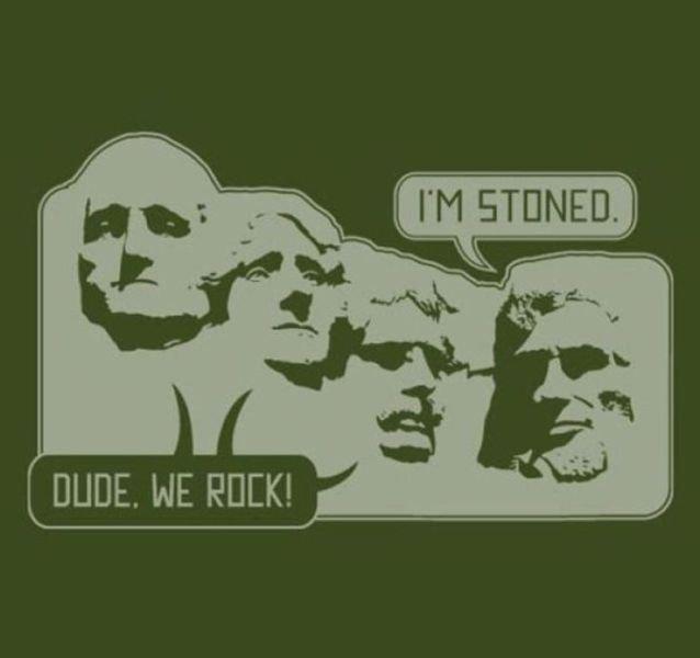We ROCK. . DUDE. NE PEEK!. those were original gangsters Rock tag
