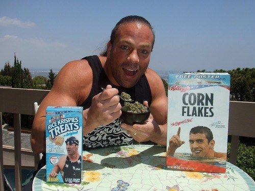 Weed Flakes. .. ooh rvd