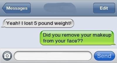 weight loss. . Messages Yaah!. | Instea