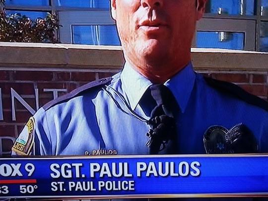 well that's just apauling. . iij ii' ti: atrii PAUL PAUL'S. Paulice