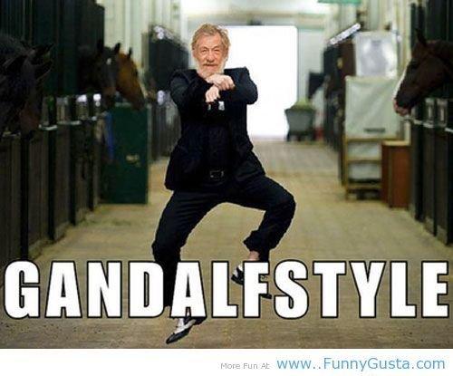 what its gandalfstyle?. what its gandalfstyle?.. STOP POSTING CANCER