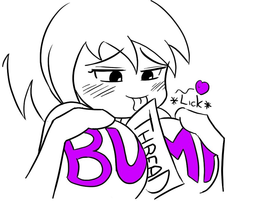 When 4chan's thread gets boring....... They use bumpgirl. Bumpgirl