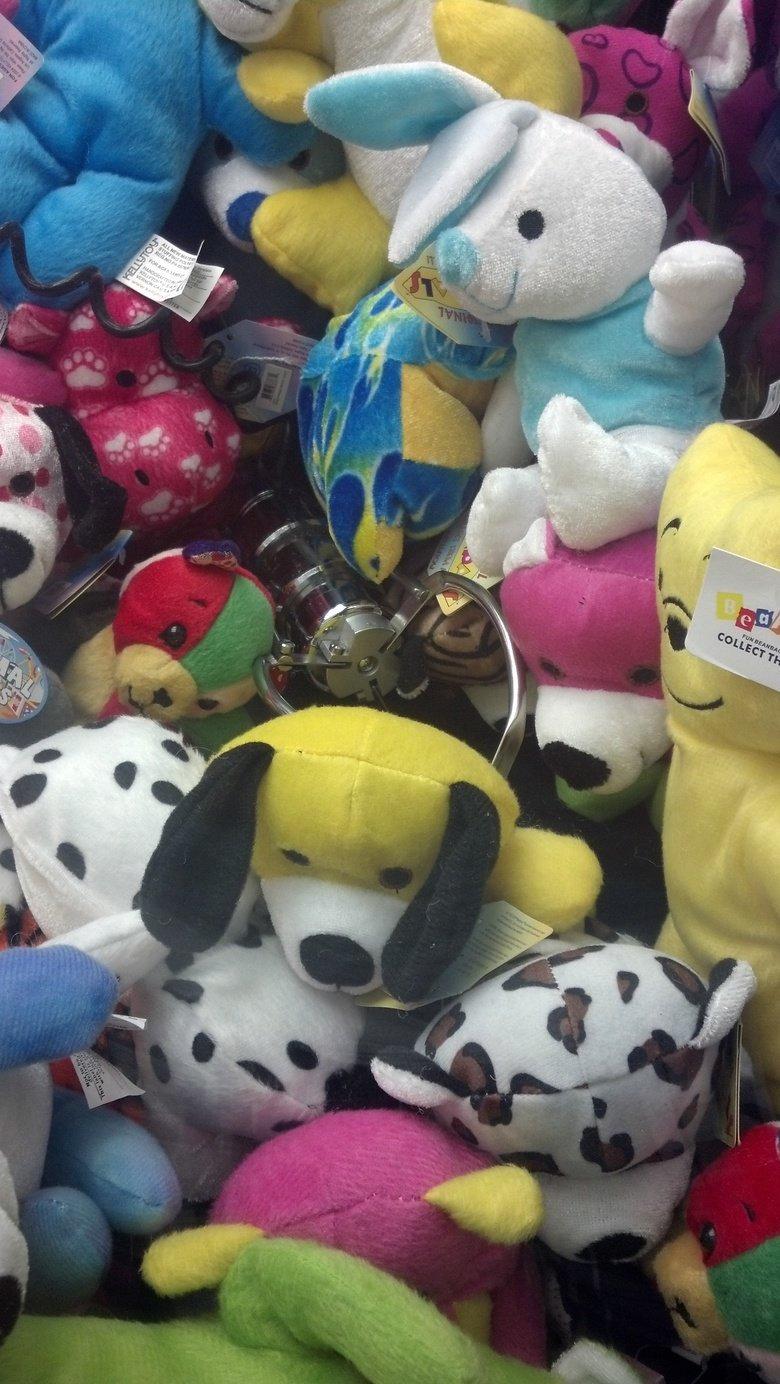 Where is your GOD NOW!?. As you can see its a claw being killed buy toys....enuff said... ooooooooooh