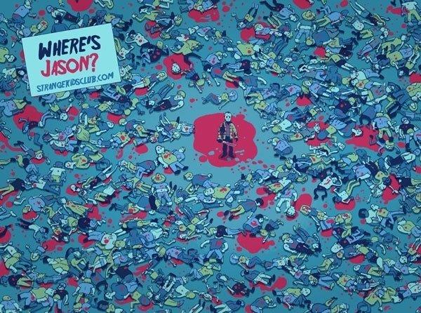 Where's Jason. .. JASON!