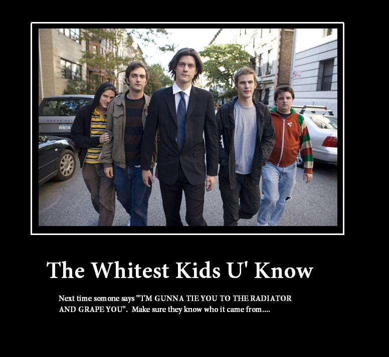The Whitest Kids You Know Movie
