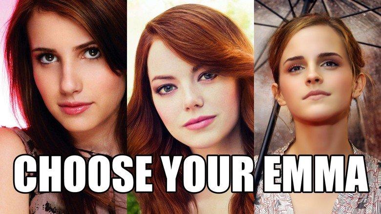 who is the best Emma ?. .. Watson