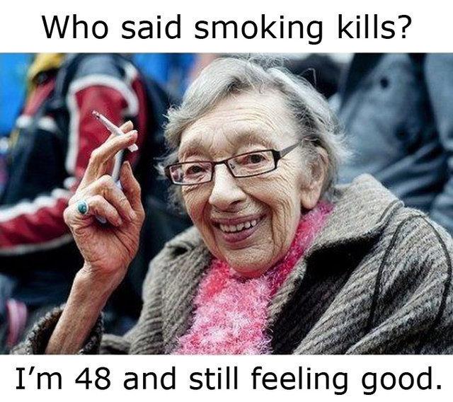 WHO SAID. . said smoking kills?. Who says reposting makes you gay? Im OP and I still suck dick
