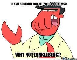 Why not?. Dinkleburg!!!. zoidberg meme fairy odd Parents