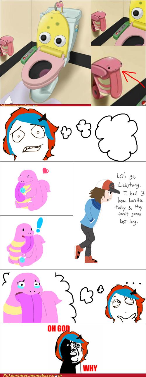 Why pokemon, why?. .