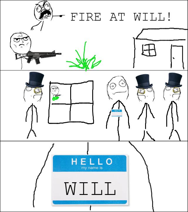 Will. OC .