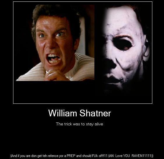 halloween william shatner