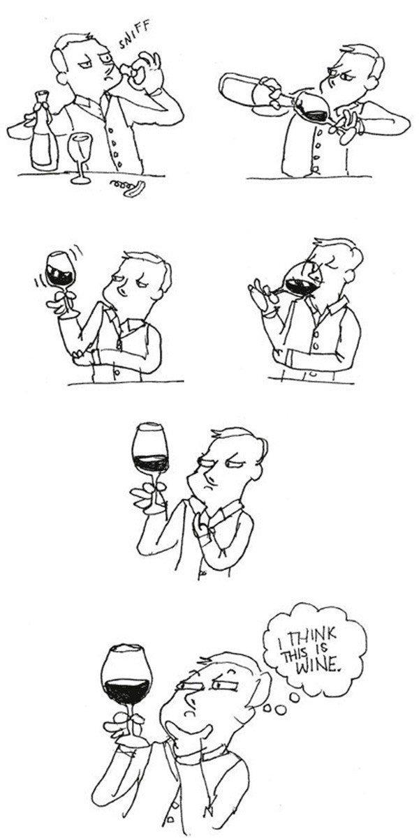 Wine Tasting. .