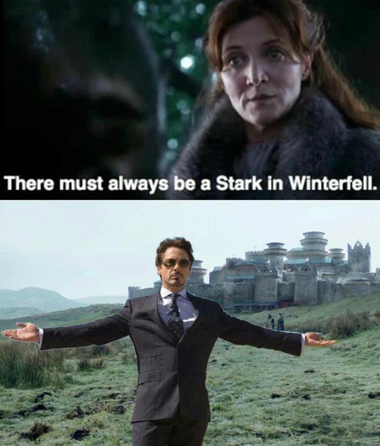 Winterfell. .