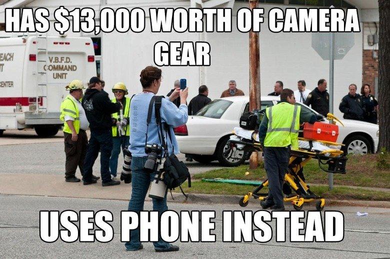 Woman Logic of F-18 crash. .. phone has video.