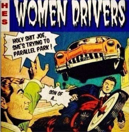 Women Drivers. .