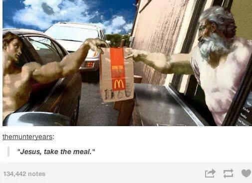 WOO AMERICA!. . Jesus, take the meal. I Timm!. thats Adam tho