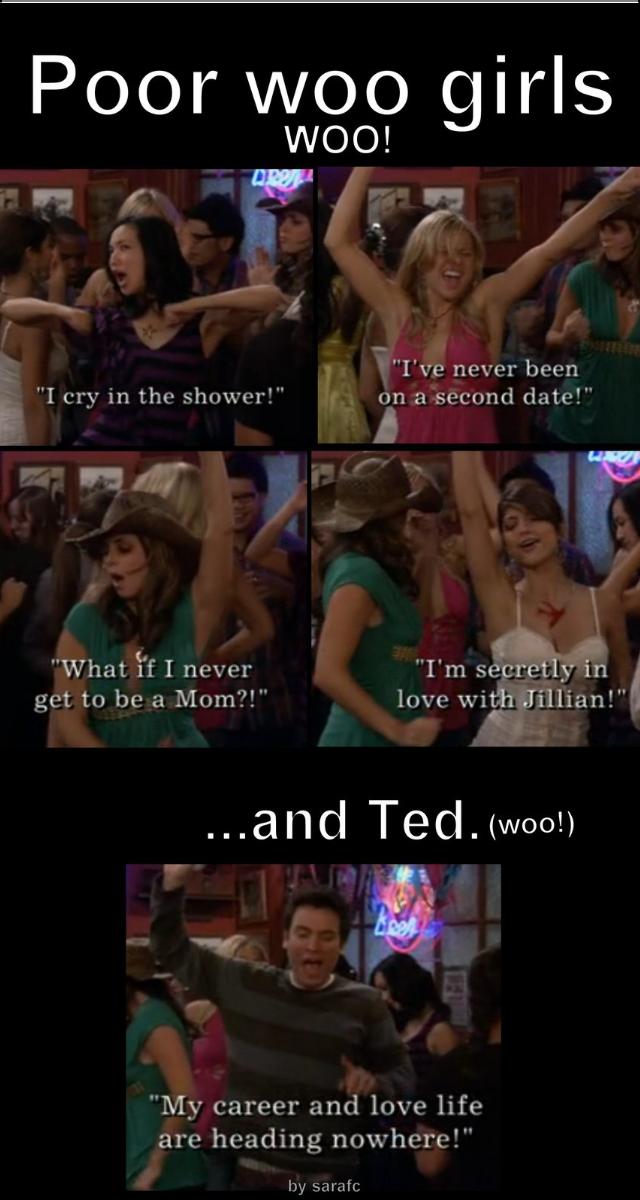 woooooo!!!!!!. . Poor l/ VOC) girls WOO! arad Ted. awoo!) tag' t lawr Izh-