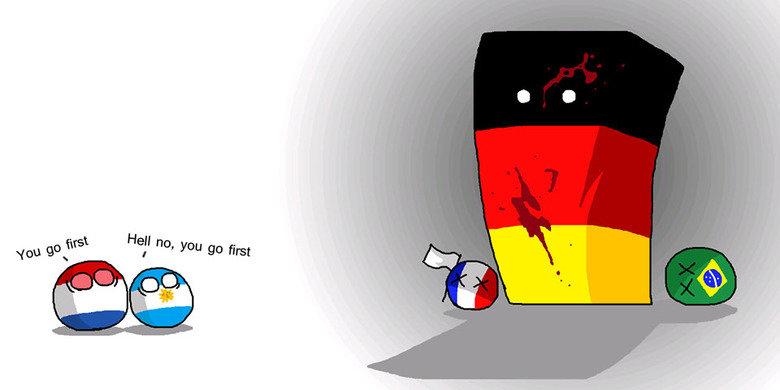 World Cup 2014 Final. .