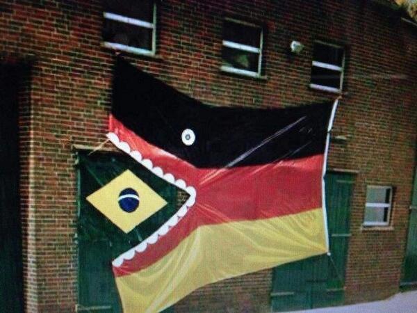 World cup be like. Good one Brazil.. yep