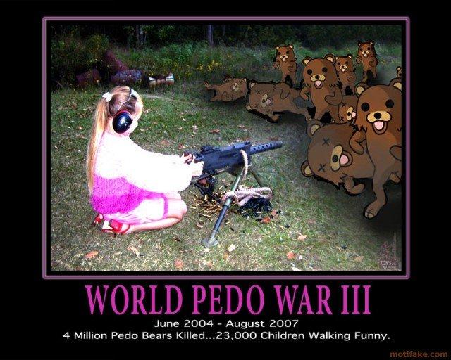 World Pedo War III. . June EDEN - August EDD?' 4 Putin: Bears Killico,,, , OOA Children Walking Funny.