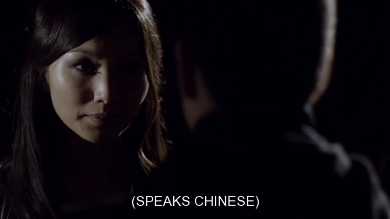 Worst.... ...subtitles ever. SPEAKS CHINESE) worst subtitles Chinese