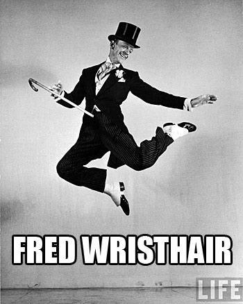 wrist hair. wrist hair.. one what wrist Hair lol funny meme