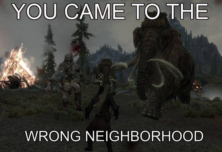 Wrong. .